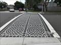 Image for Decorative Crosswalk - San Lorenzo, CA