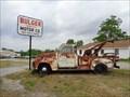 Image for Historic Route 66 - Bulger Motor Co - Carterville, Missouri, USA.
