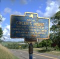 Image for Site of Greens House - Pompey Center, NY