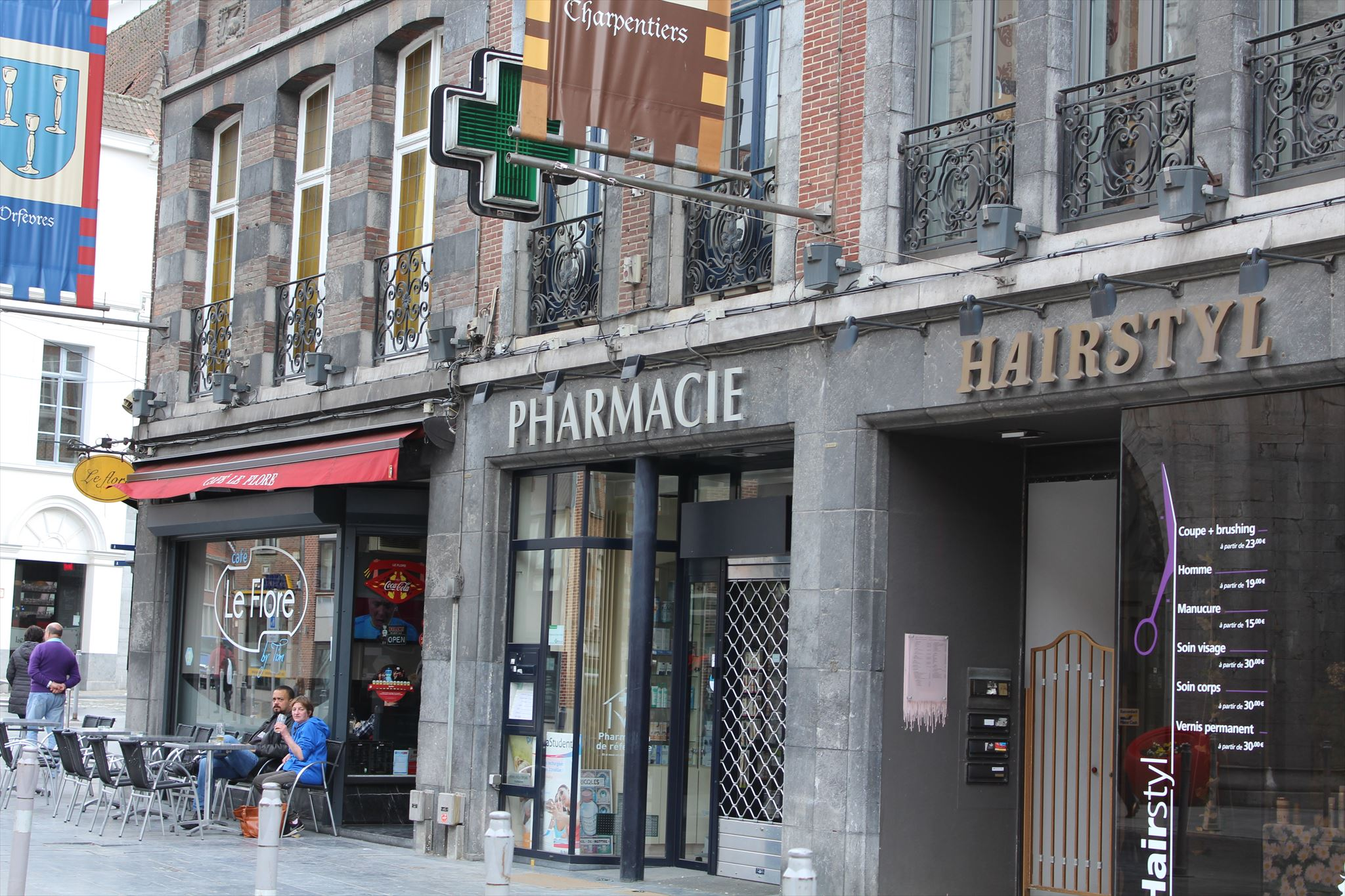 pharmacie bruno henneghien tournai belgium. Black Bedroom Furniture Sets. Home Design Ideas