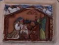 Image for Manger Scene Mural  -  near Jolon, CA