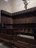 Image for chorus - Cathedral - Mondoñedo, Lugo, Galicia, España