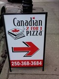 Image for Canadian 2 for 1 Pizza - Trail, British Columbia