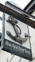 Image for The Anchor Inn pub sign - Loughborough Road - Hathern, Leicestershire