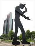 Image for Hammering Man, Frankfurt am Main - Hessen / Germany
