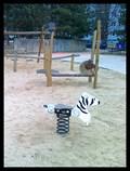 Image for Uzbecká public playground - Brno, Czech Republic
