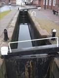 Image for Farmer's Bridge top lock 1, Birmingham, UK