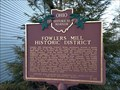 Image for Fowlers Mill Historic District / A.B. Carlson Building (8-28)