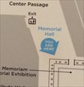 Image for Memorial Hall Map - New York, NY