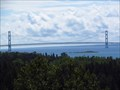 Image for Mackinac Bridge Scenic Overlook - US 2, St Ignace, Michigan