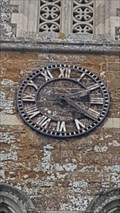 Image for Church Clock - All Saints - Clipston, Northamptonshire