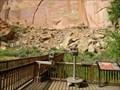 Image for Ancient Petroglyphs Binos - Capitol Reef National Park - Fruita, Utah