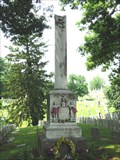 Image for Monument to Co. H,  1st Maryland  &  Co. A, 2nd  Maryland Infantry CSA, Baltimore, MD