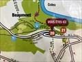 Image for Vous êtes ici - Porte de Beaumont, Esneux - Belgique