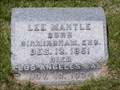 Image for Lee  Mantle - Butte, Montana