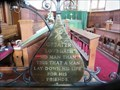 Image for John 15:16 -  St. Olave's Altar Rails - Ramsey, Isle of Man