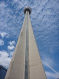 Image for At the CN Tower in Toronto, Leaning Over a 116-Story Deck  -  Toronto, ON, Canada