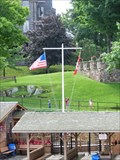 Image for Flag Pole - Heart Island, NY