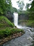 Image for Minnehaha Falls