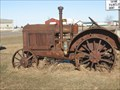 Image for McCormick-Deering Tractor, Canton, SD