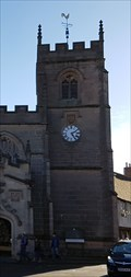 Image for Bell Tower - The Guild Chapel - Stratford-upon-Avon, Warwickshire