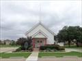 Image for Chinn's Chapel United Methodist Church - Copper Canyon, TX