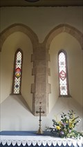 Image for Stained Glass Windows - St Mary - Chadwell, Leicestershire