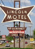 Image for Lincoln Motel - Roadside Attraction - Chandler, Oklahoma, USA.