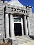 Image for Shenango Valley Cemetery Mausoleum - 1914