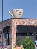 Image for Giant Coffee Mug - OKC, OK