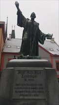 Image for Mistr Jan Hus - Louny, Czech republic