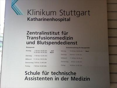 katharinenhospital stuttgart neurochirurgie