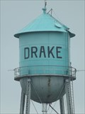 Image for Water Tower - Drake ND