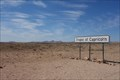 Image for Tropic of Capricorn sign - Namibia