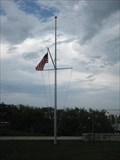 Image for Nautical Flag Pole - Biscayne National Park