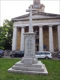 Image for St John - St Mark's Kennington Great War Memorial - Clapham Road, London, UK