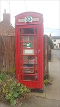 Image for Red Telephone Box - Welford Road - South Kilworth, Leicestershire