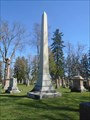Image for Oliver McClary - Woodland Cemetery, London, Ontario