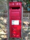 Image for Victorian Wall Post Box - Wyck near Alton - Hampshire - UK
