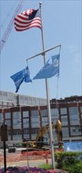 Image for Maxwell Place Nautical Flag Pole-  Hoboken, NJ