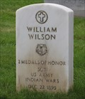 Image for Sgt. William Wilson - San Francisco National Cemetery - San Francisco, CA