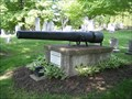 Image for US Army 30-Pound Parrott Rifle, Pittsford, NY