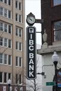 Image for IBC Clock -- Tulsa OK