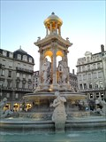Image for La fontaine des Jacobins - Lyon, France
