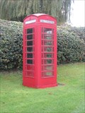 Image for Red telephone box at Duncote,Northants