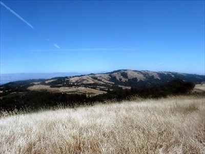 View of Monte Bello Open Space