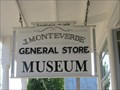 Image for Monteverde General Store Museum - Sutter Creek, CA