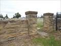 Image for Elmwood Cemetery Wall - Wagoner, OK