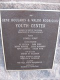 Image for Gene Hoularis and Waldo Rodriguez Youth Center  - 1994 -  Watsonville, CA