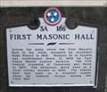 Image for First Masonic Hall